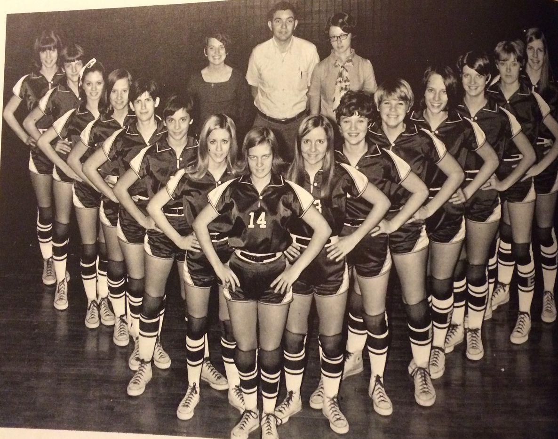 1969 Horn Lake Girls Basketball Squad.jpg