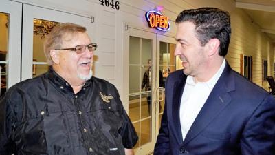 Jim Minga and Chris McDaniel