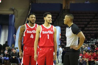Memphis Hustle basketball