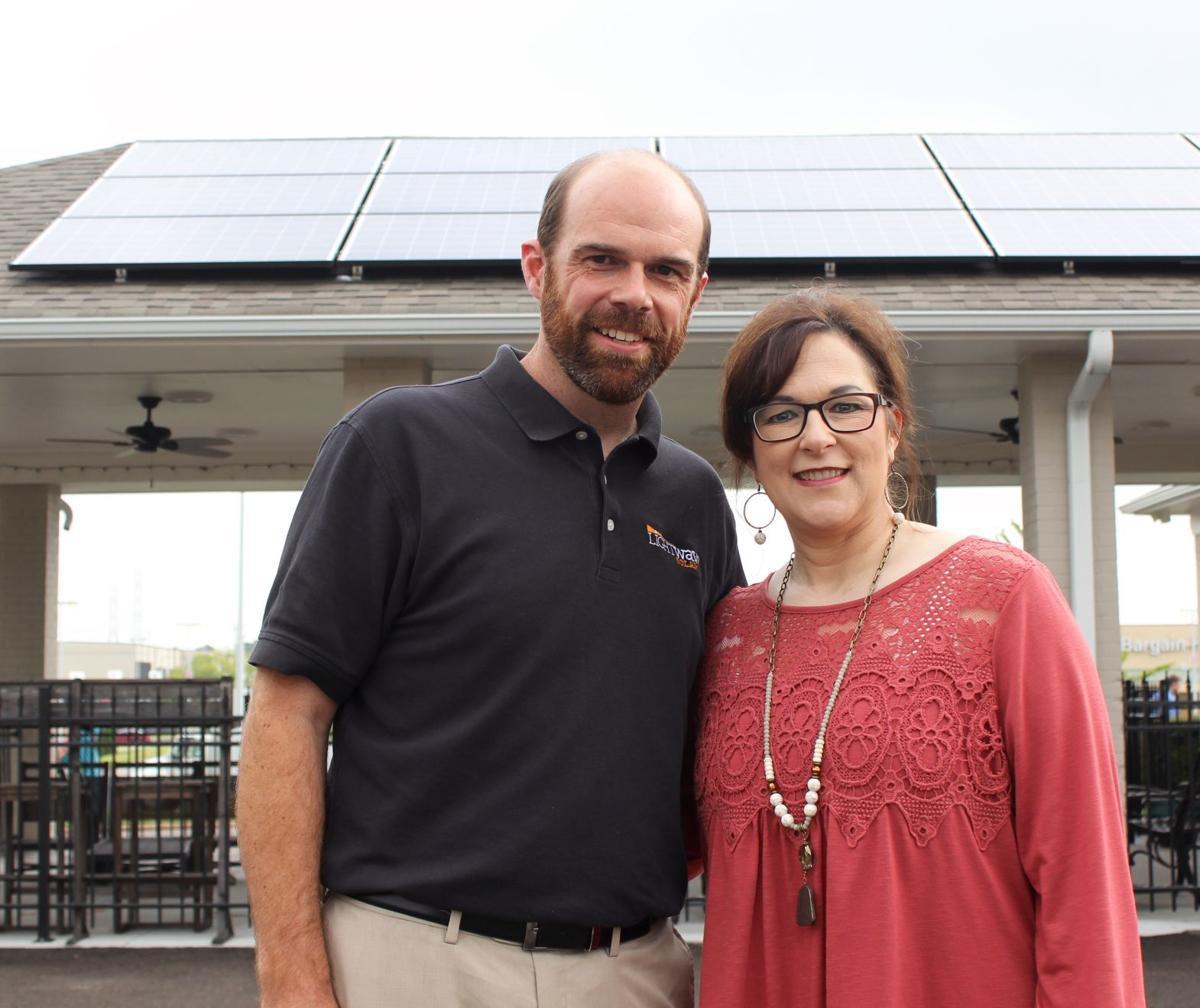 Chris Koczaja and Carmen Kyle