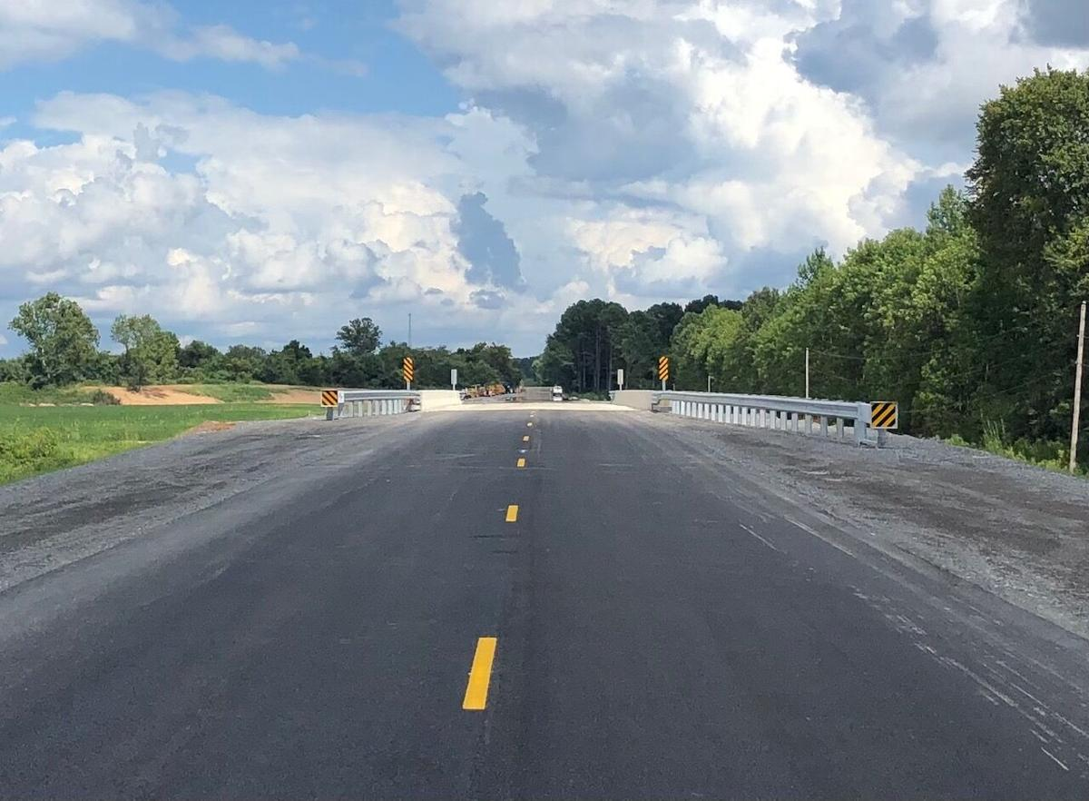 Ingrams Mill Bridge Construction Complete - Road Reopens