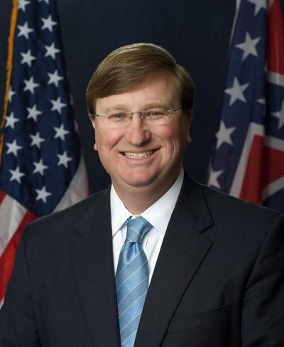 Gov. Tate Reeves