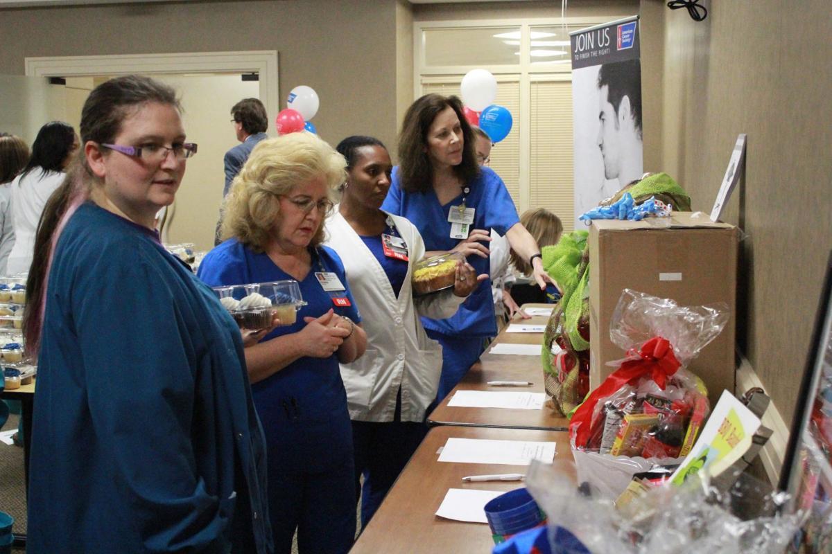 Baptist-DeSoto Cancer fundraiser