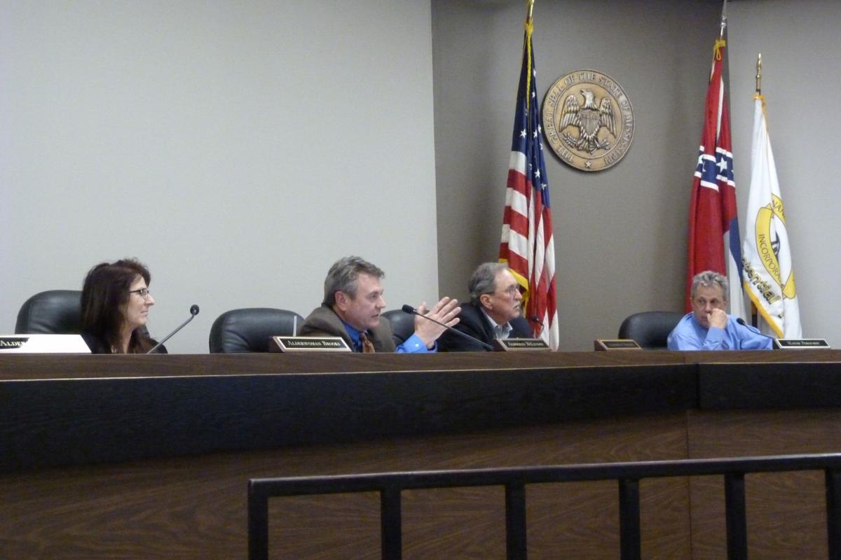 Parkview zoning gains OK by Hernando aldermen