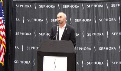 Tom Gustafson - Sephora