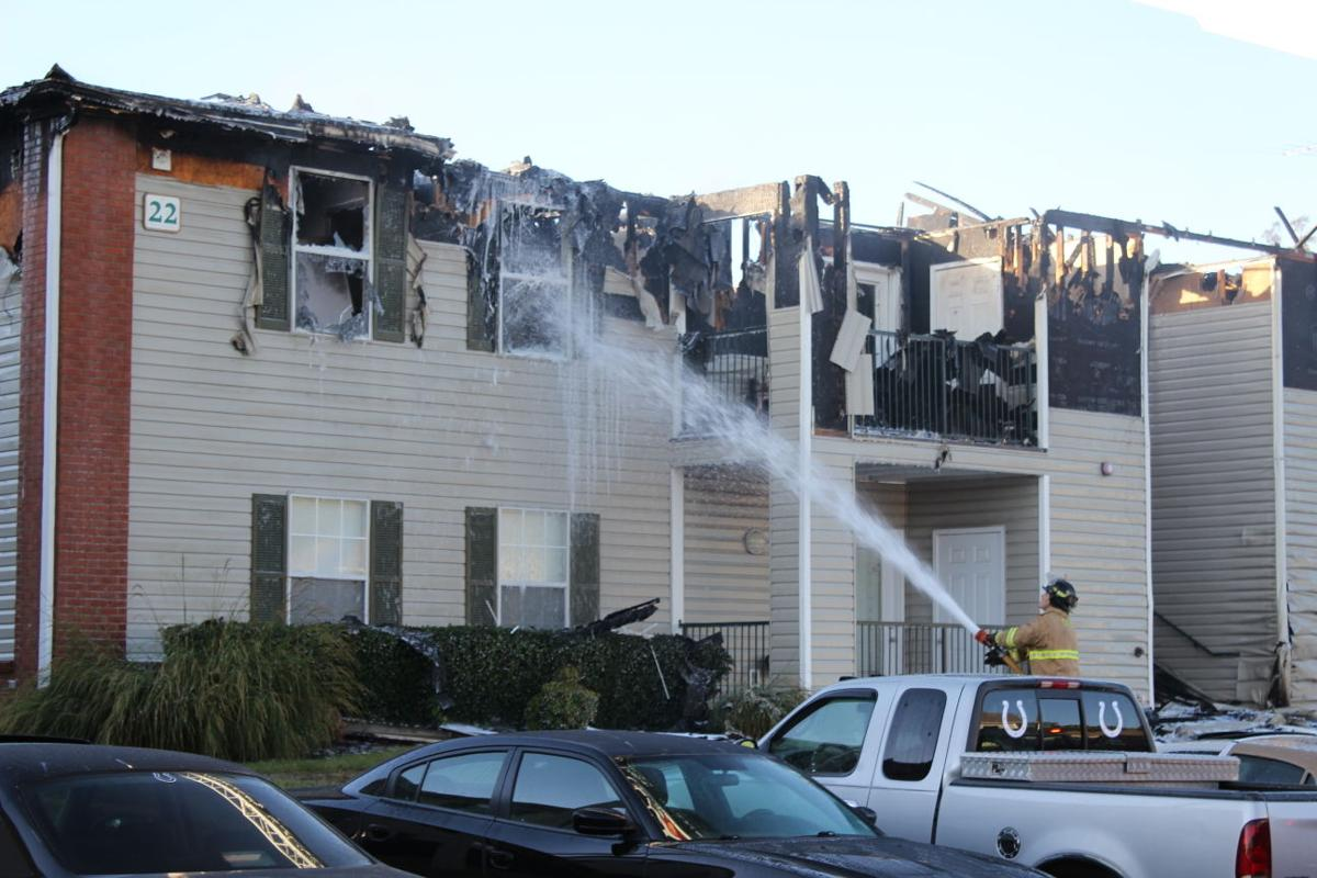 Fire damages Southaven apartment building | News | desototimes.com