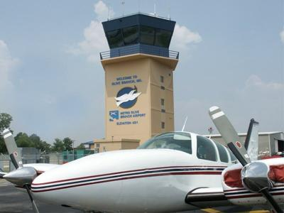 Olive Branch Airport