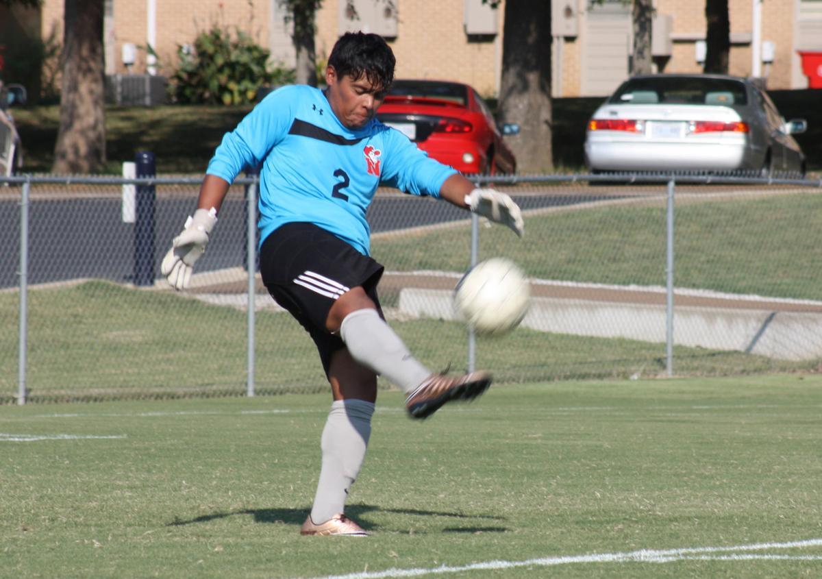 Carrillo named Goalkeeper of the Week