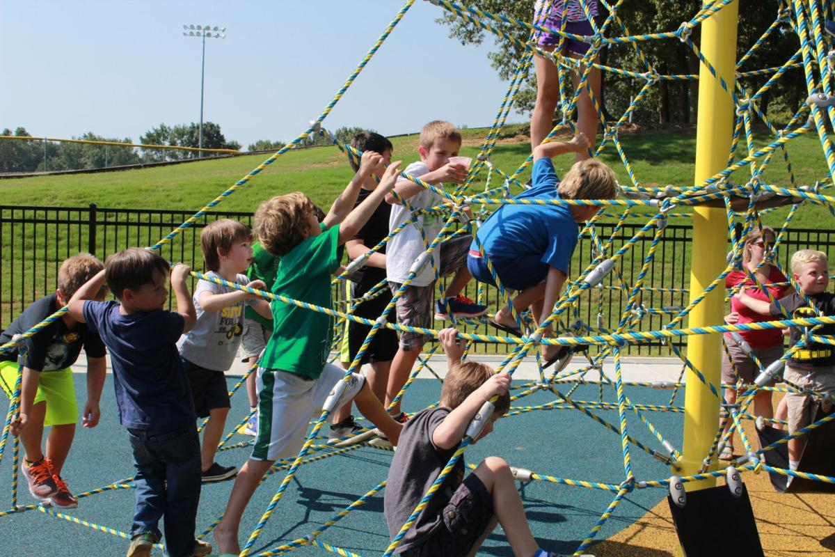 All-inclusive playground in Olive Branch