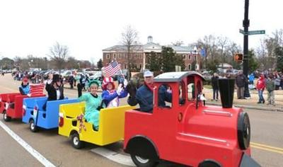 Olive Branch Christmas Parade 2020 Route Christmas Choo Choo in Olive Branch | News | desototimes.com