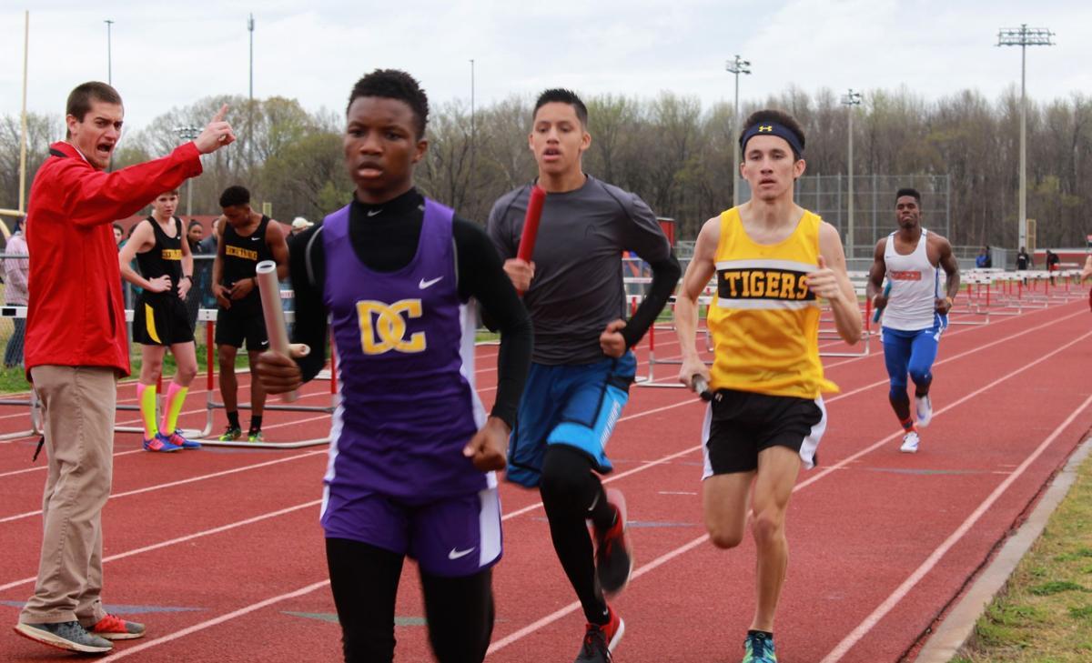 desoto high school track meet