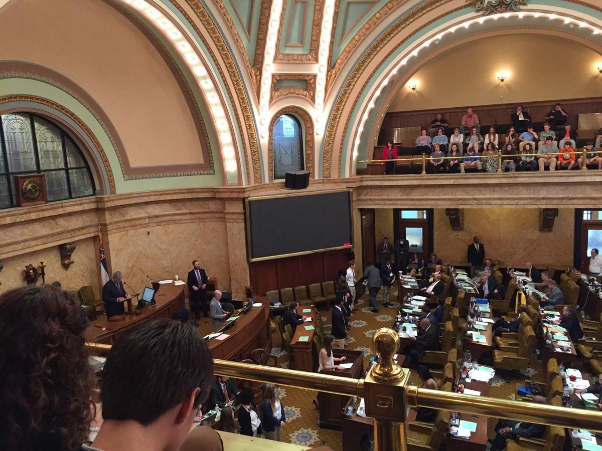 DeSoto lawmakers support abortion bill