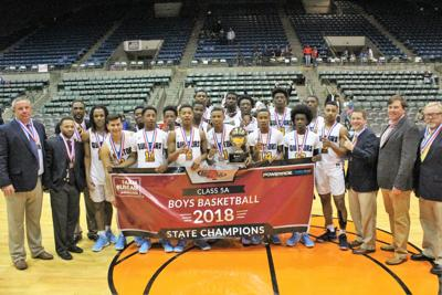 Olive Branch state champs