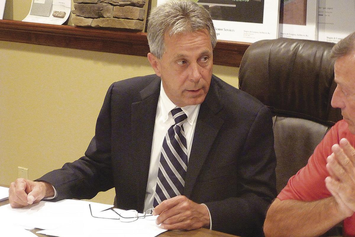 Tom Ferguson on being Hernando mayor