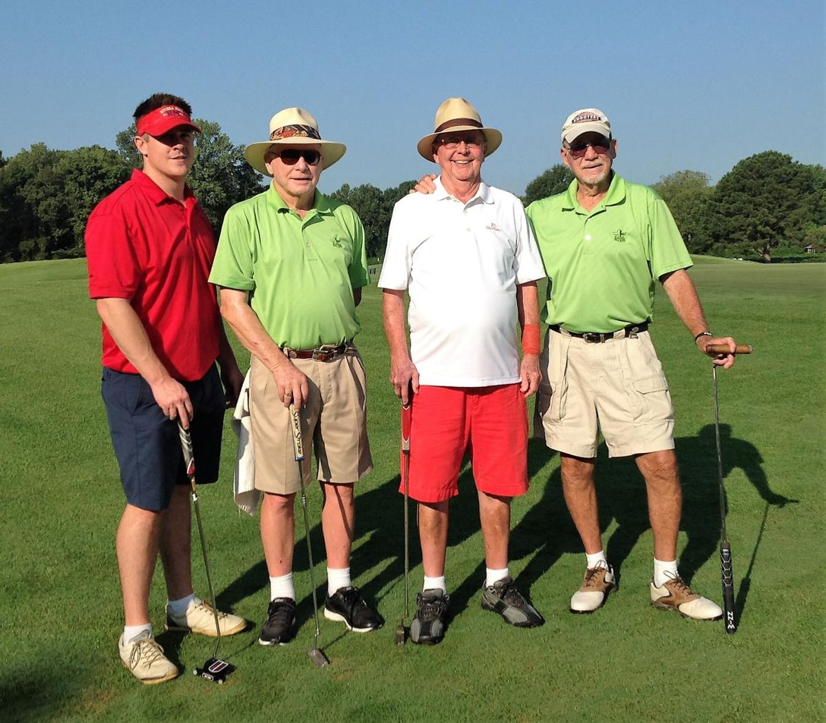 Windstone Dental tops FCA Golf Scramble net score (copy)