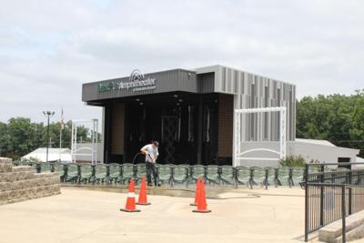 Amphitheater upgrades