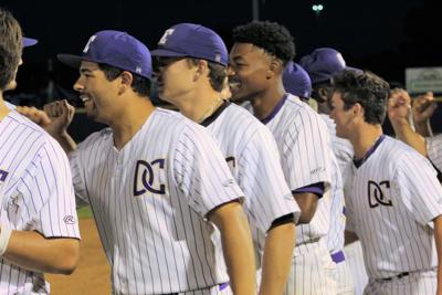 DeSoto Central baseball