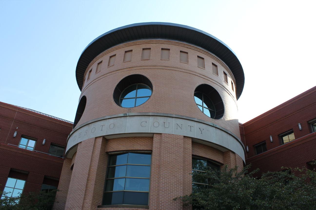Delightful DeSoto County Administrative Building