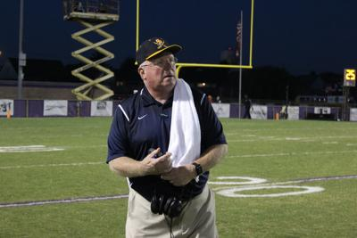 Hurt fired as Olive Branch coach