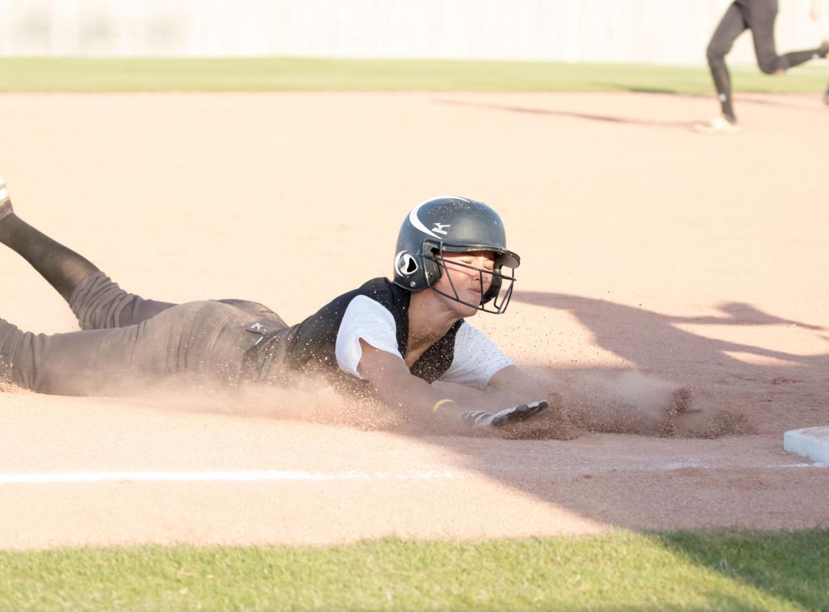 Caroline Casey Hernando softball