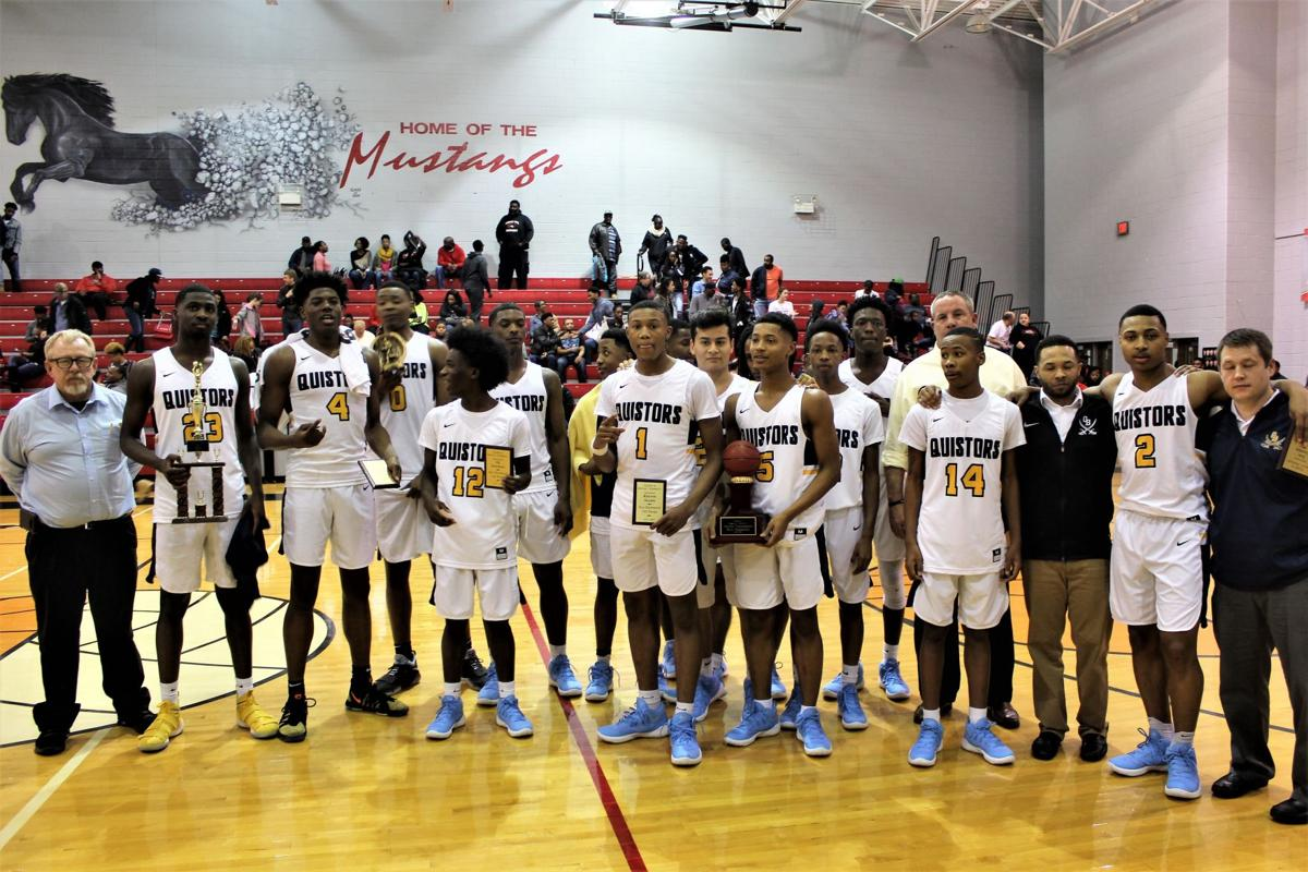 Olive Branch district champions