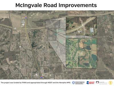 McIngvale Road improvements