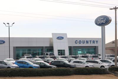 Country Ford becomes Landers Ford South