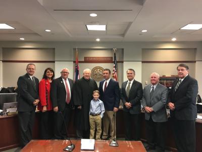 Josh Pounders named interim coroner