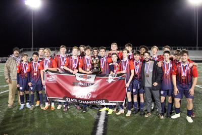 Lewisburg state championship soccer