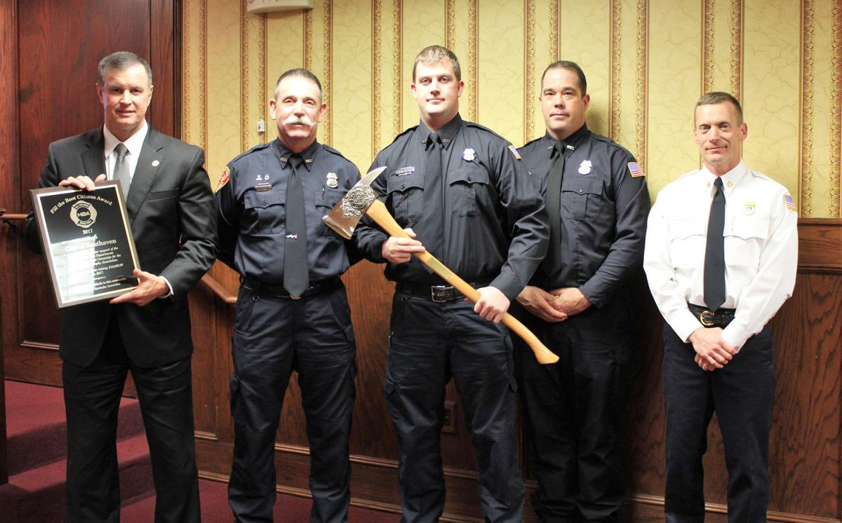 Southaven firefighters back mDA fundraiser