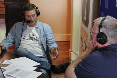 Palmer Home radiothon