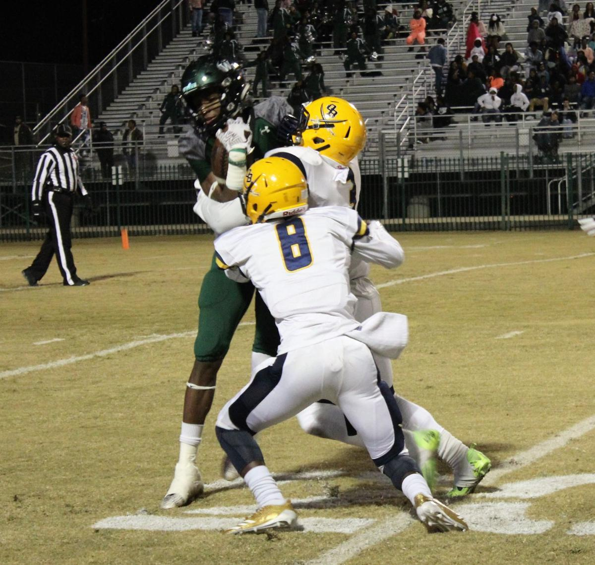 Olive Branch-West Point football