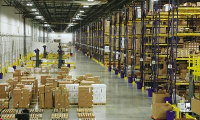 Medline warehouse