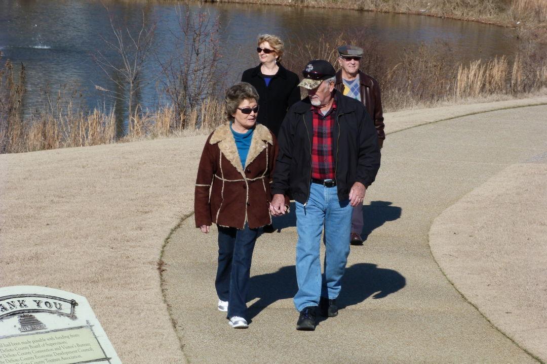 DeSoto County Veterans Park