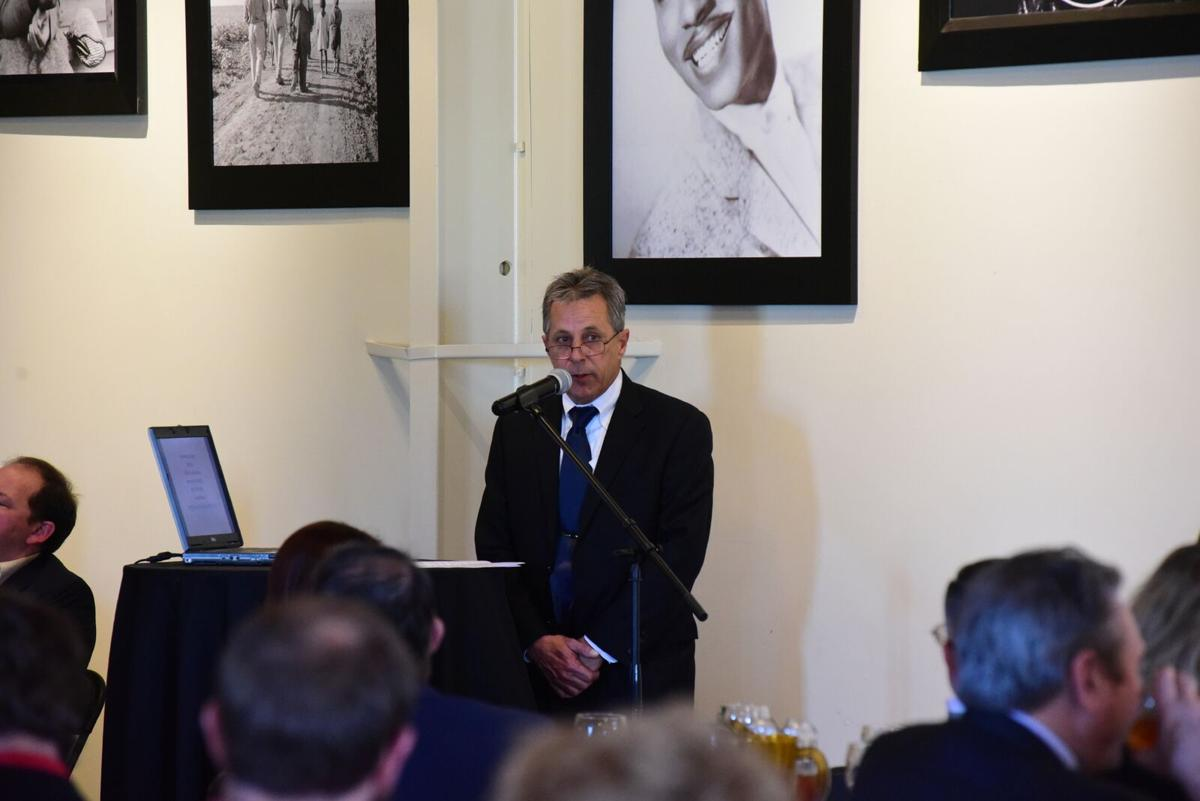 Hernando Mayor says city on the move