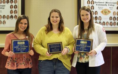 Northwest nursing students honored