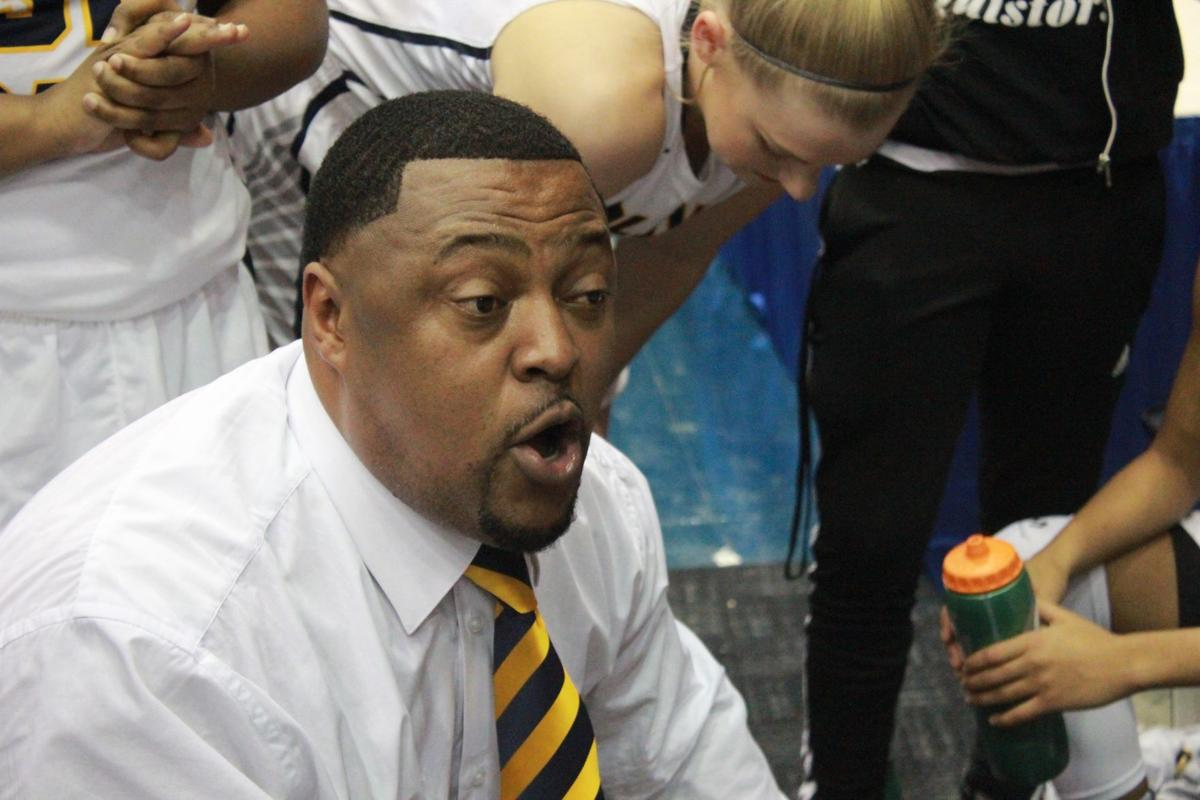 Jason Thompson coached a championship team in his first year at Olive Branch (copy)