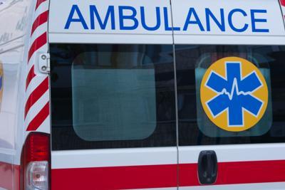 Ambulance Paramedic truck