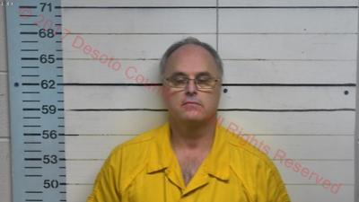 Ronnie Hale jail photo