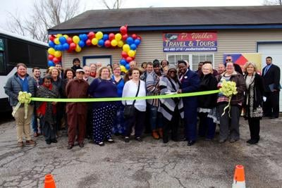 P. Walker Travel and Tours holds grand opening