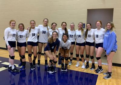 Northpoint Christian School volleyball