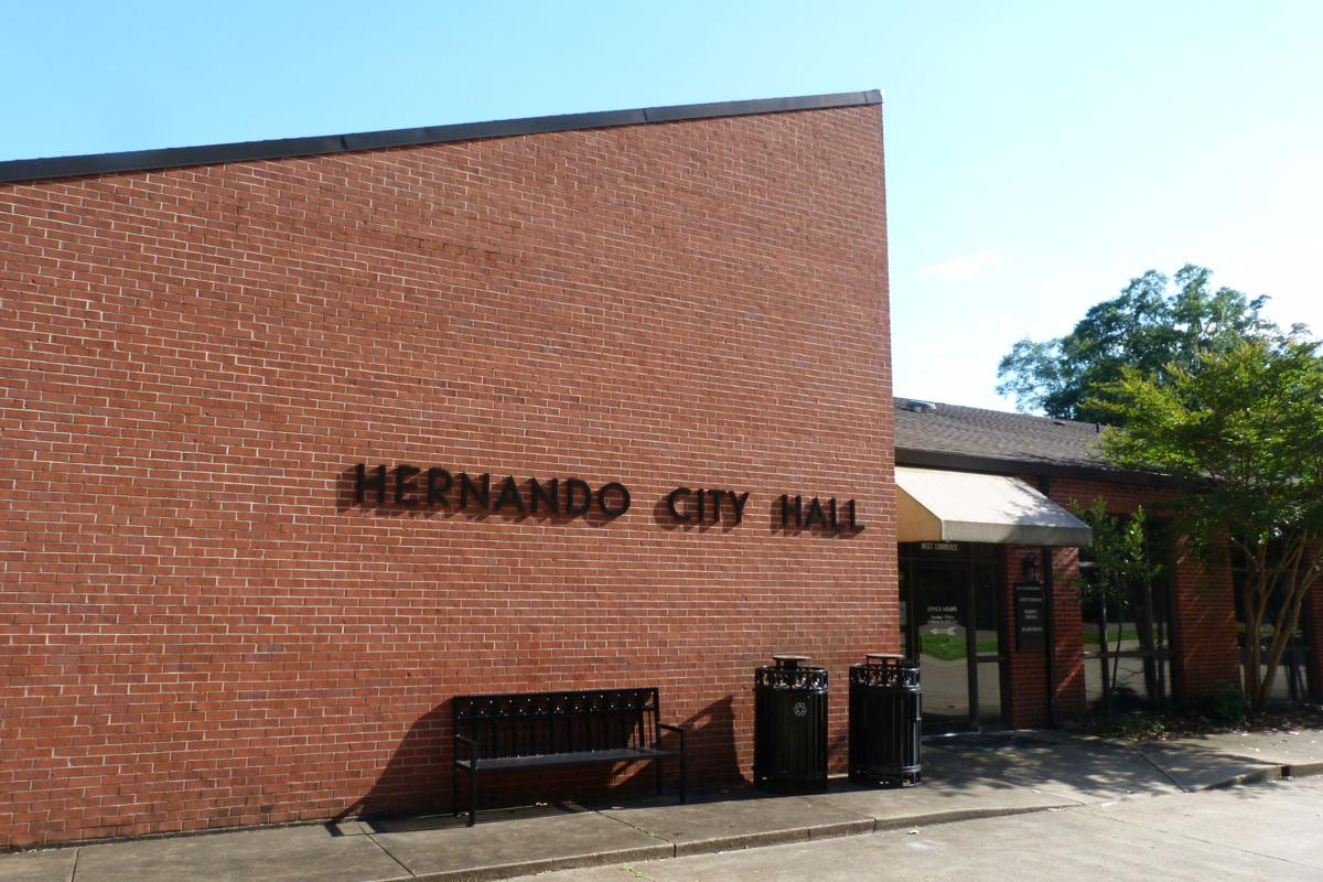 Hernando City Hall