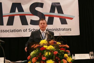 Cory Uselton - MASA President