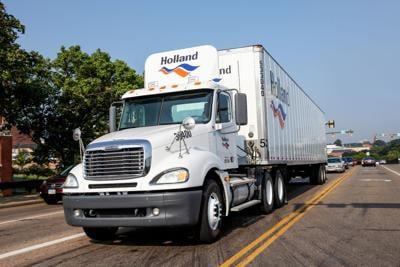 USF Holland Truck