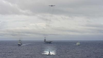 Navy completes Joint and Combined Exercise Vigilant Osprey
