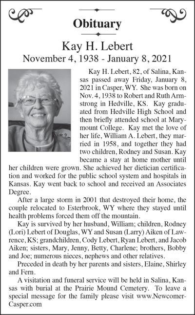 Kay H. Lebert