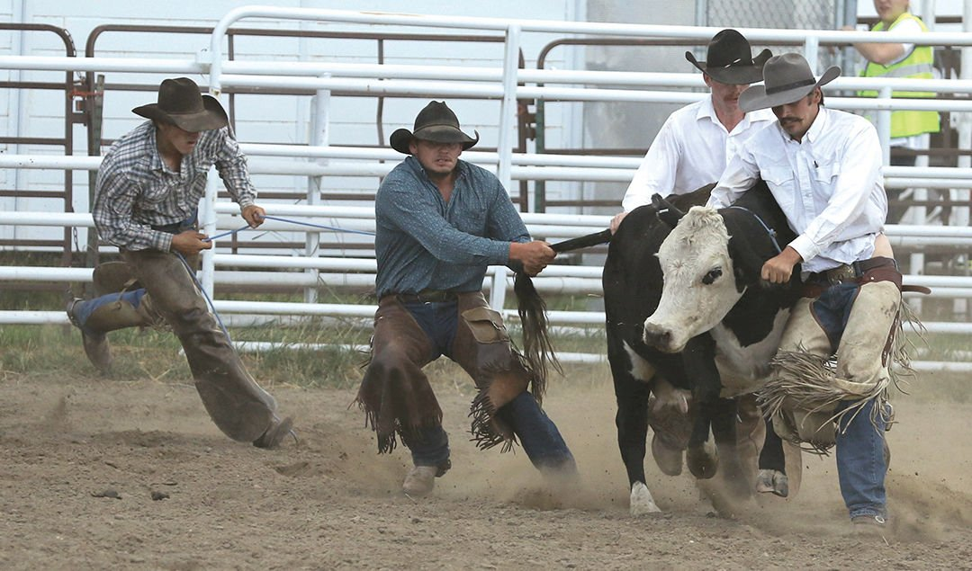 WSF rodeo 1