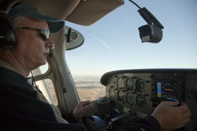 A Pilot for Christ