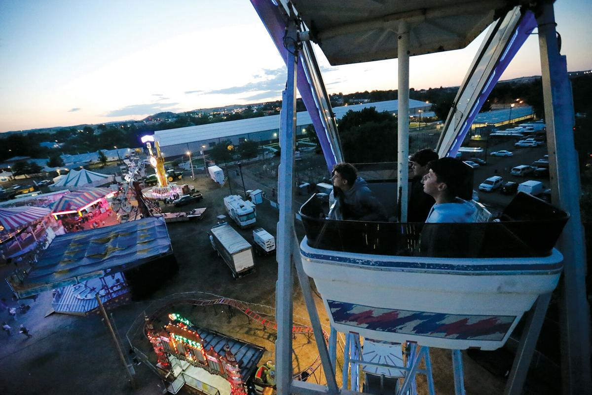 Fair wraps up with 16% higher attendance