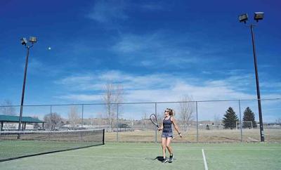 Bartling Park Tennis Court